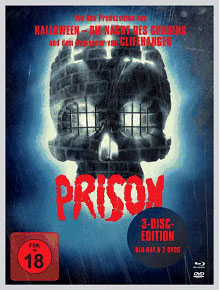 Renny Harlins PRISON Blu-ray SE von Koch Media