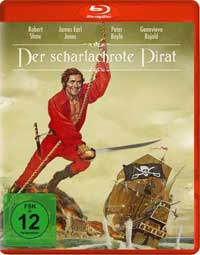 DER SCHARLACHROTE PIRAT Blu-ray im April